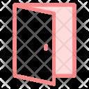 Door Enter Exit Icon