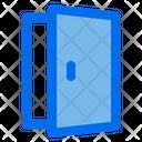 Door Open Login Icon