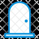 Door Enter Open Icon