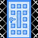 Door House Furniture Icon