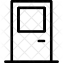 Door Exit House Icon