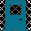 Door Doorway Entrance Icon