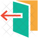 House Door Logout Icon