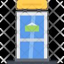 Door Signboard Glass Icon