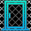 Home House Door Handle Icon