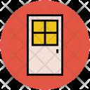 Door Close Exit Icon