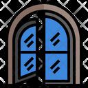 Door Curve Icon