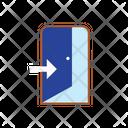 Door Exit Icon