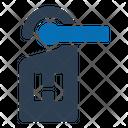Door Hanger Privacy Icon