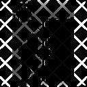 Door Handle Contaminate Contamination Icon