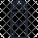 Door Hanger Door Label Hanger Icon