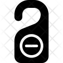 Keep Out Do Icon