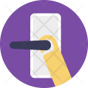 Doorknob Door Handle Icon