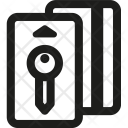Door, Key Icon