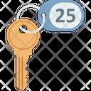 Door Key Key Lock Key Icon