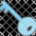Door Key Key Key Solution Icon