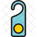Hotel Key Icon