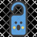 Door Tag Door Label Emoji Emoticon Icon