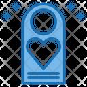 Door Label Icon