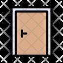 Door Lock Open Icon