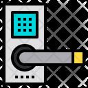 Door Lock Smart Icon