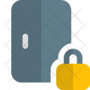 Door Lock Interface Icon