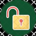 Door Lock Open Lock Open Padlock Icon