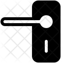 Handle Lockdown Quarantine Icon