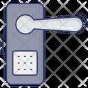 Door Lock Door Security Icon
