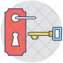 Door Lock Icon