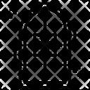 Door Of Haram Entrance Gate Icon
