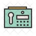 Door security Icon