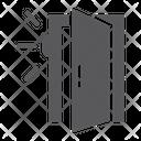Door Sensor Access Icon
