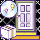 Door To Deliveries Icon