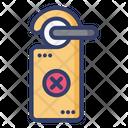 Doorknob Door Hanger Icon