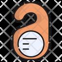 Doorknob Home Handle Icon