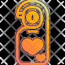 Doorknob Do Not Disturb Door Hanger Icon