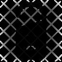 Door Knob Hanger Door Lock Knob Hanger Icon