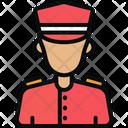 Avatar Doorman Doorkeeper Icon