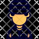 Doorman Human Man Icon