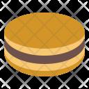 Dorayaki Pancake Sweets Icon