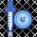 Dosage Cbd Oil Dropper Icon