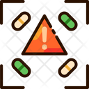 Dosage Error Detection Icon