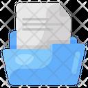 File Folder Data Folder Document Folder Icon