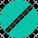 Dot Round Tablet Icon