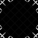 Dot Mini Dot Ball Icon