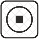 Dot Virtual Keyboard Icon