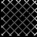 Dot Chart Analytics Icon