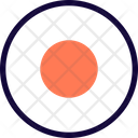 Dot Circle Icon