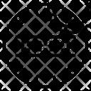 Dot Design Stamp Icon